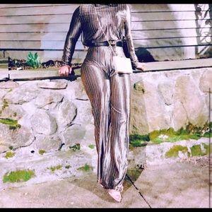 Zara pants suit